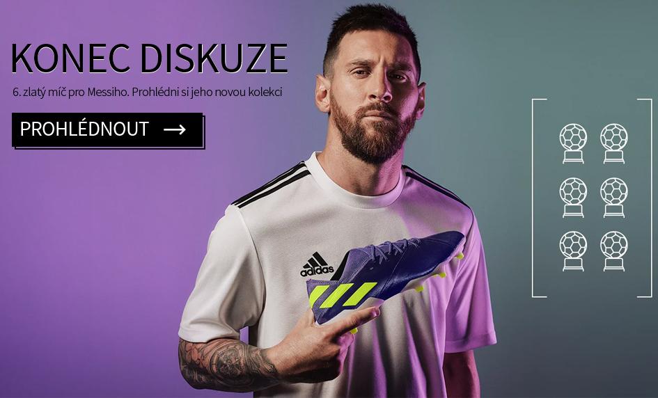 Nová kolekce kopaček Adidas