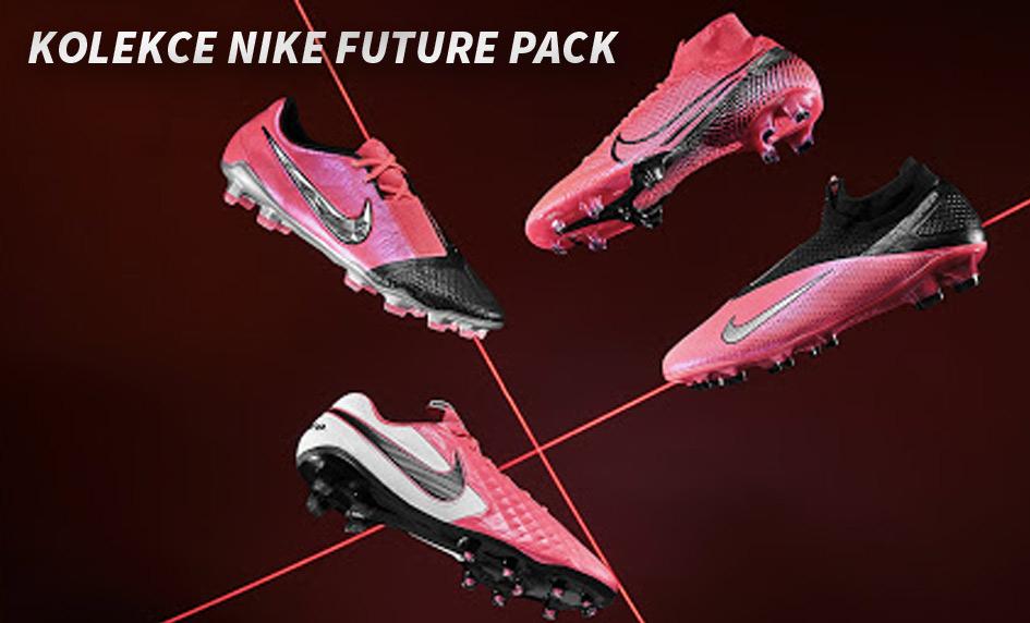 Nová kolekce kopaček Nike Future Pavk
