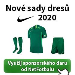 Nové sady dresů