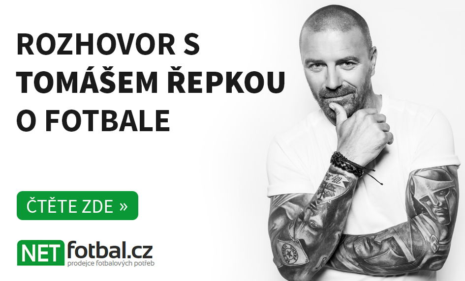 Exluzivní rozhovor s legendou českého fotbalu Tomášem Řepkou