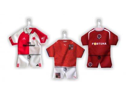 Fotbalové minidresy