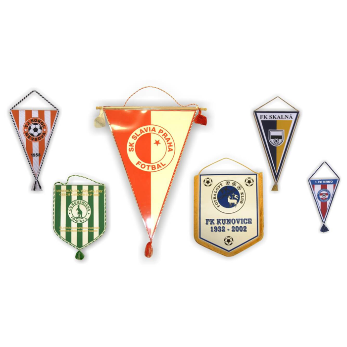 Fotbalové vlajecky