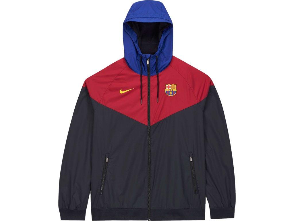 Bunda Nike Nike FC Barcelona Windrunner