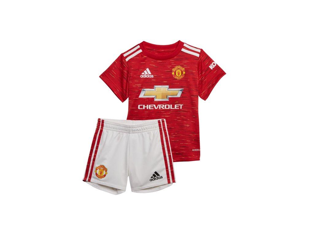 Dětský komplet adidas Manchester United FC Baby 2020/21 domácí
