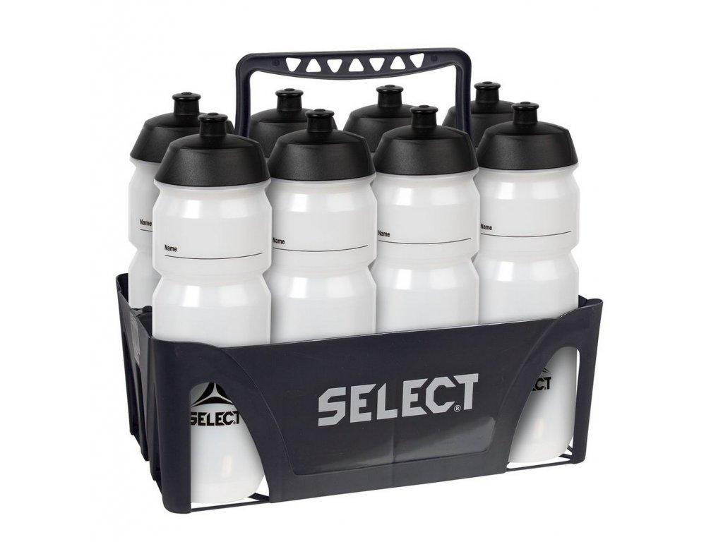 Select Box na láhve Bottle carrier černá Jedna velikost