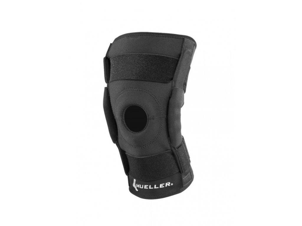 Ortéza na koleno Mueller Hinged Wraparound Knee