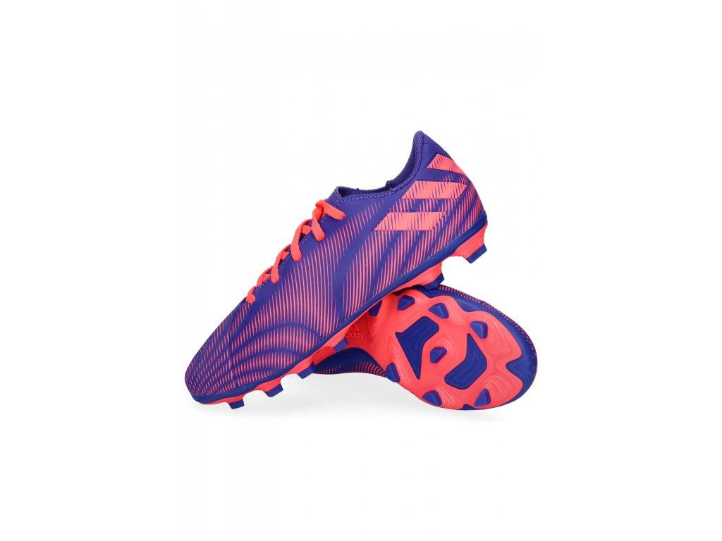 Dětské kopačky adidas Nemeziz 19.4 FxG