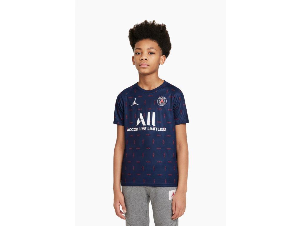 Dětský předzápasový dres Nike Paris Saint-Germain