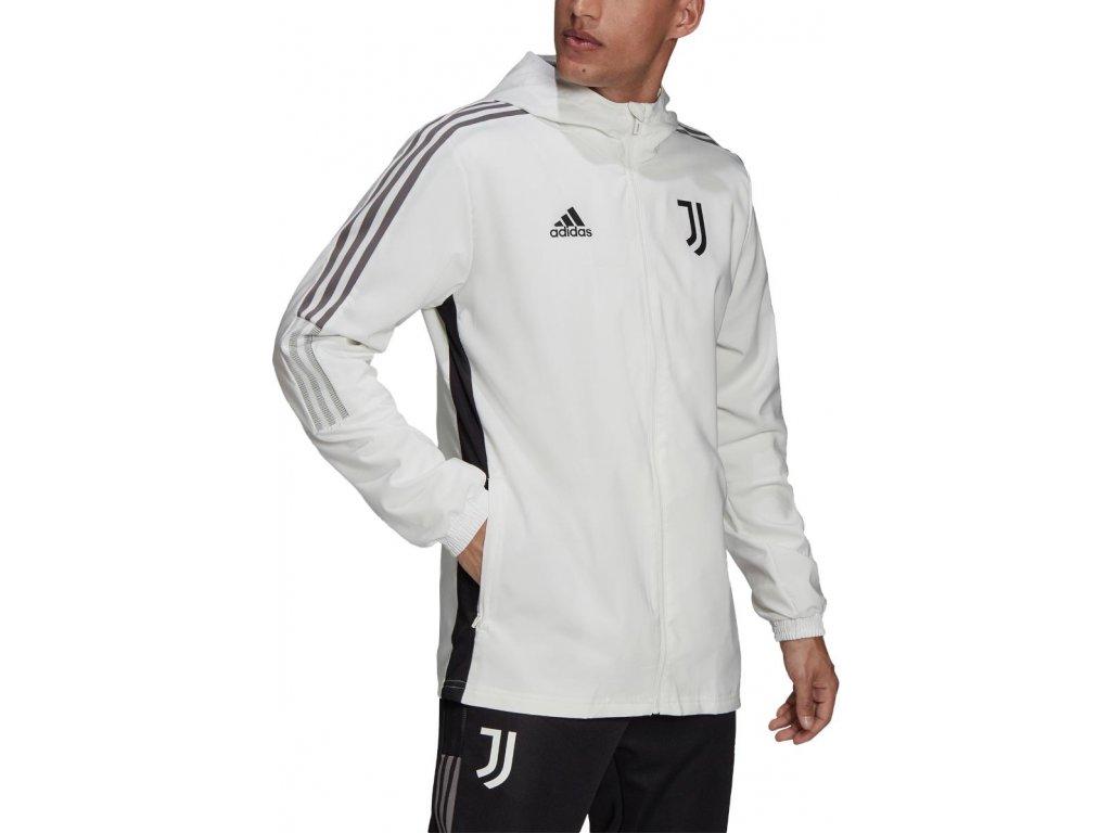 Pánská bunda adidas Juventus Turín Tiro AW 2021/22