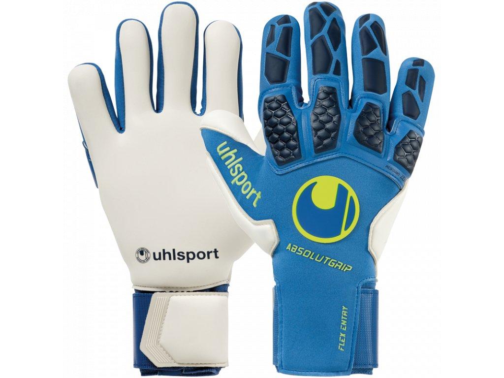 Brankářské rukavice Uhlsport HYPERACT Absolutgrip Reflex
