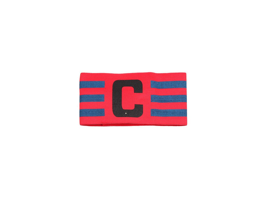 Leader kapitánská páska červená