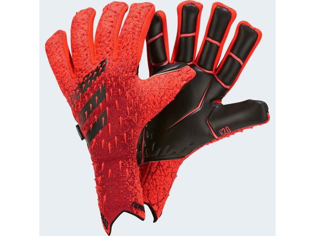 Brankářské rukavice adidas Predator Pro FingerSave