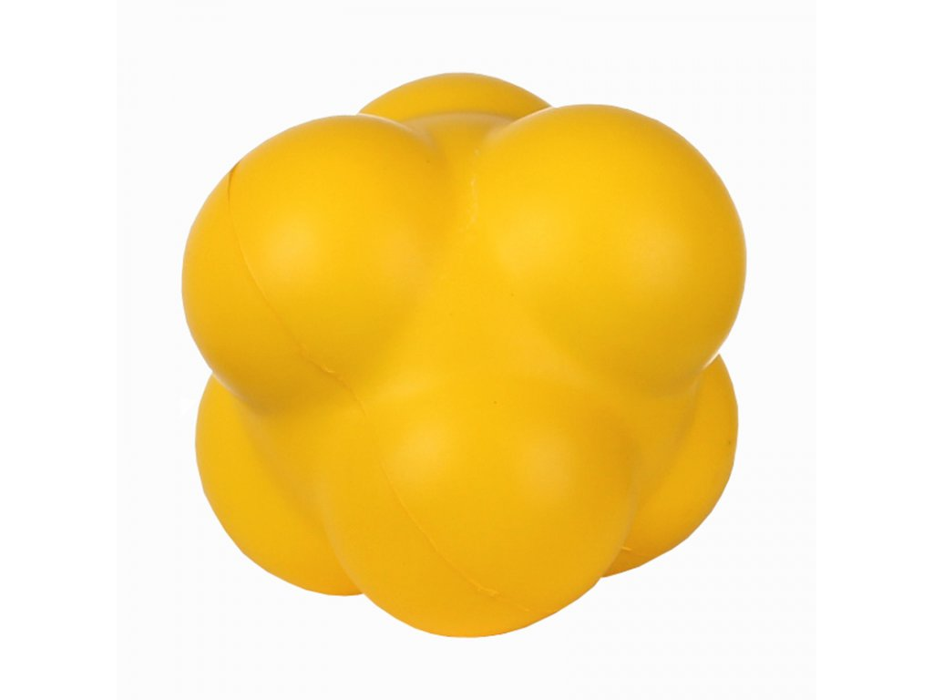 neposlušný míč pěnový 9cm reakční