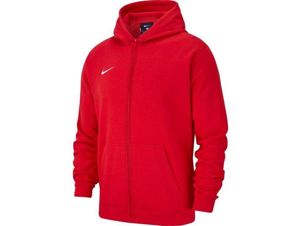 Dětská mikina Nike Team Club 19 Full-Zip Hoodie