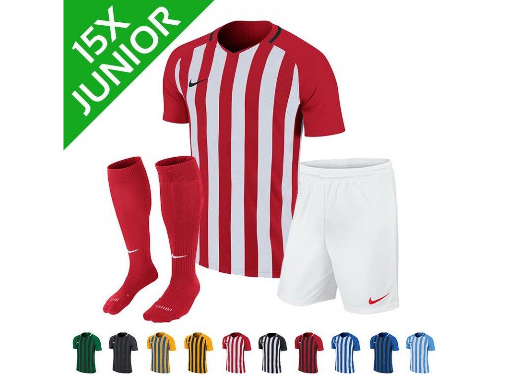 Dětská sada dresů Nike Striped Division III (15 ks)