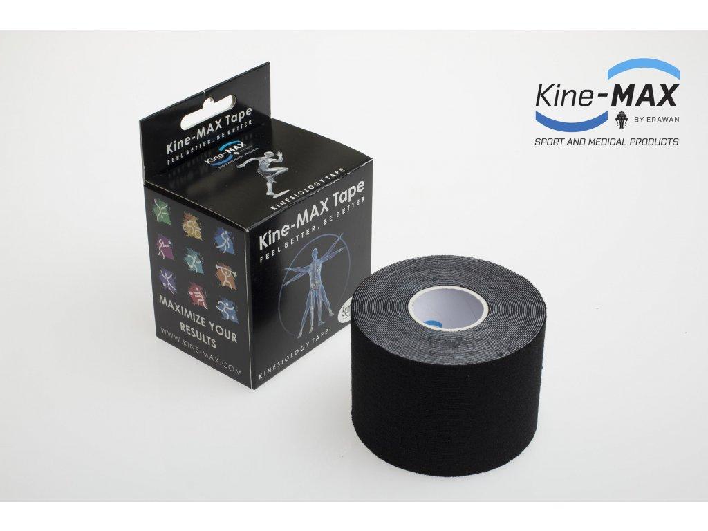 Kinesiologický Tape Classic (BARVA Černá)