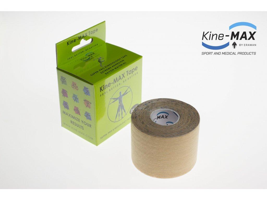 Kinesiologický tejp Super-Pro Rayon (Tělový) (Rozměr 5 cm x 5 m)
