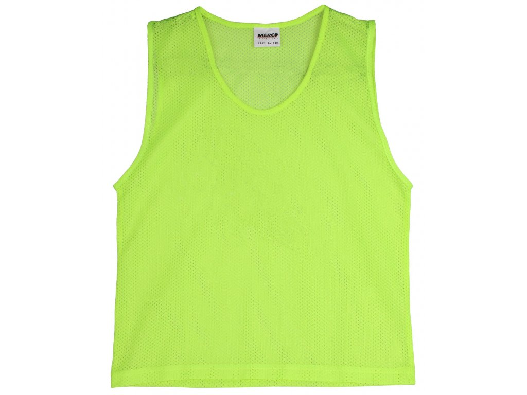 Rozlišovací dres - žlutá