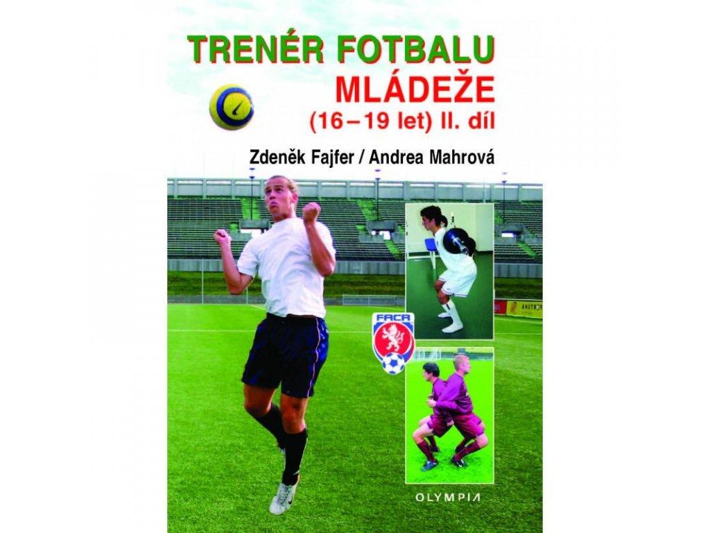 Trenér fotbalu mládeže 16-19 let II. díl (Velikost Univerzální)