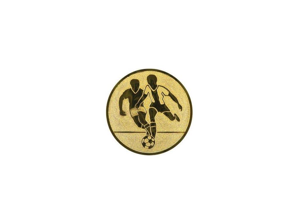 Kovový emblém LTK0001