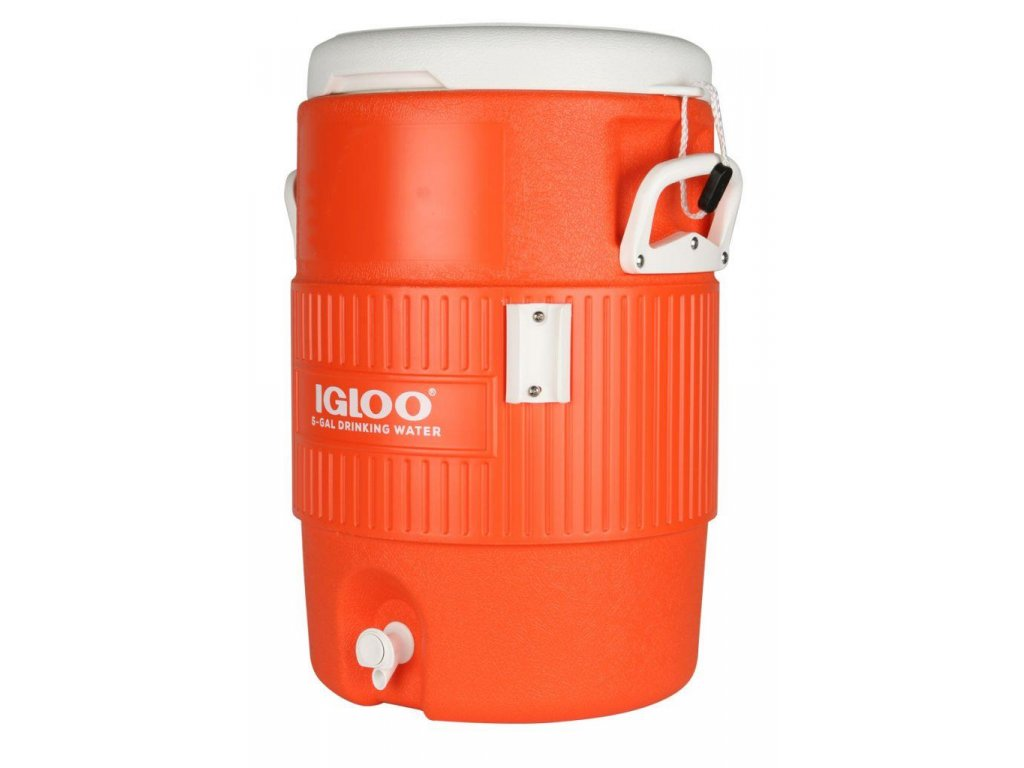 Nápojový termobox Igloo Seat Top - 19 Litrů