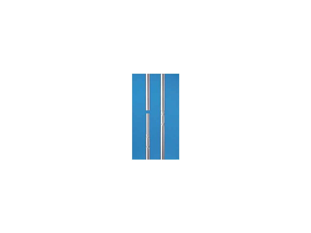 Podpěrné tyče hliníkové, prům. 40 mm