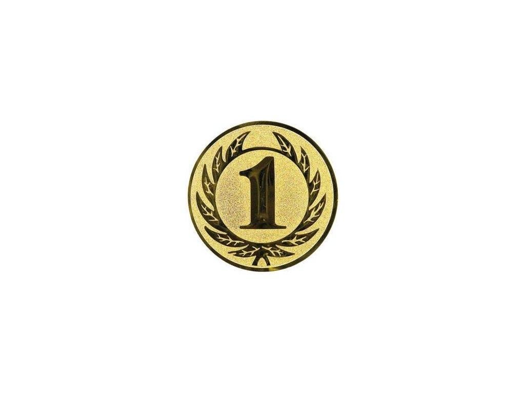 Kovový emblém LTK0101
