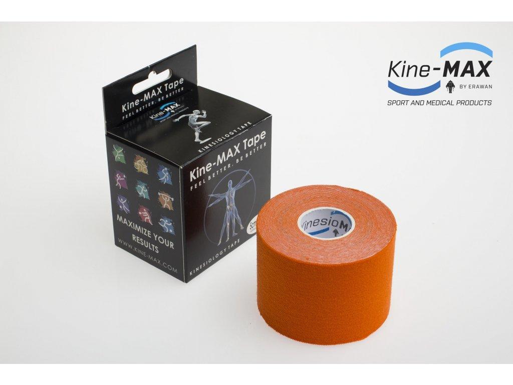 Kinesiologický Tape Classic (BARVA Oranžová)