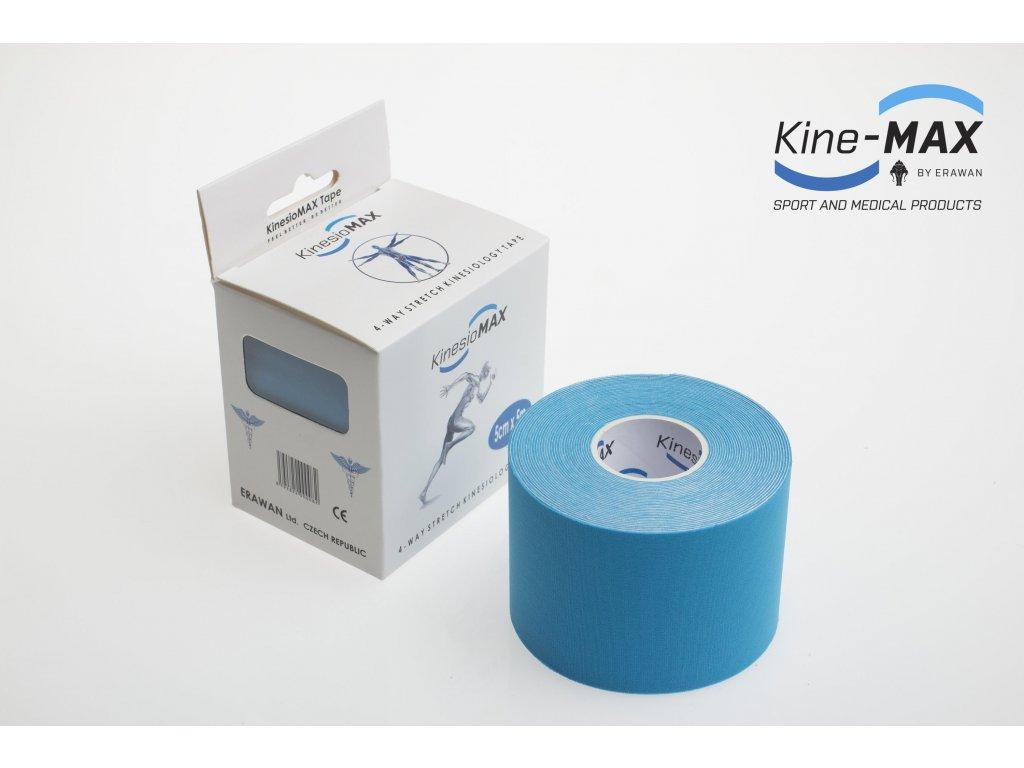 Kinesiologický Tape Stretch (dynamický) (BARVA Modrá)