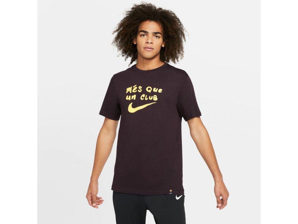 Triko Nike FC Barcelona Evergreen (Textil NIKE M)