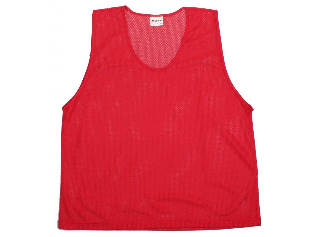 Rozlišovací dres - červená