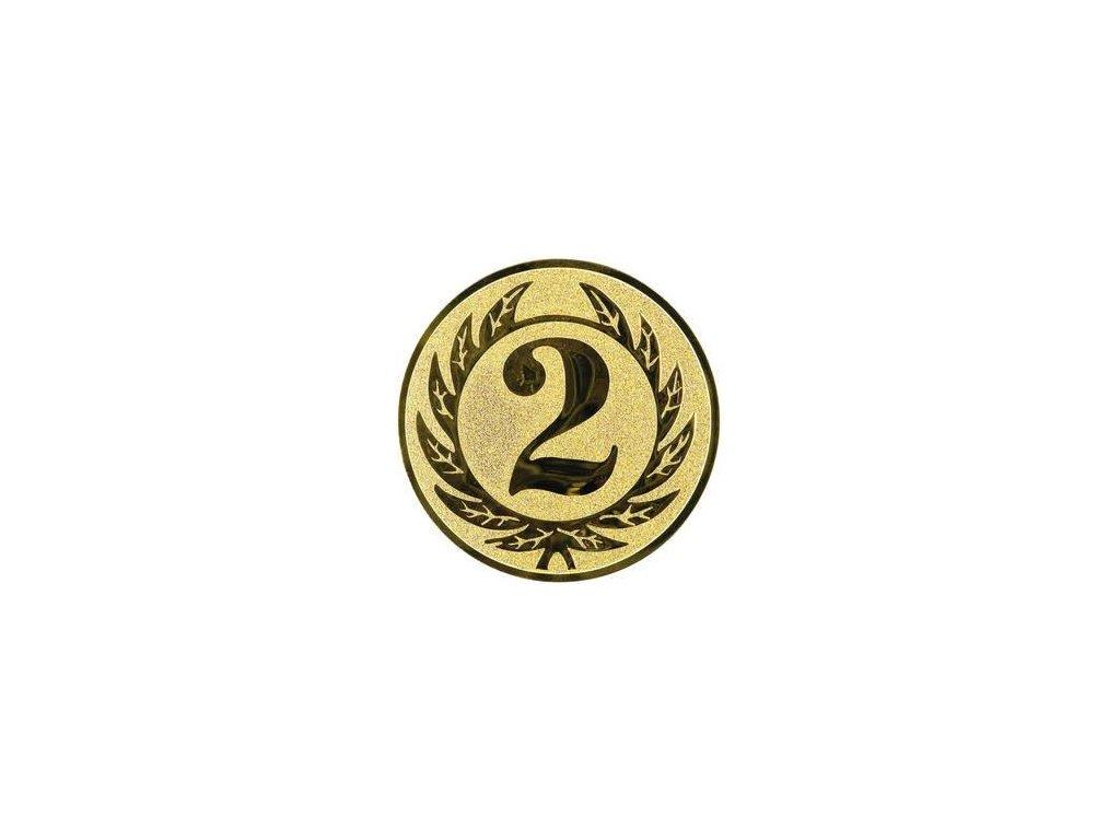 Kovový emblém LTK0102