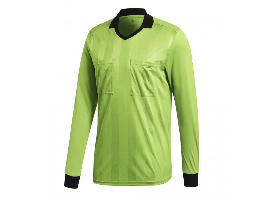 Dres pro rozhodčí Adidas Referee 18 dl.r. (Velikost L)