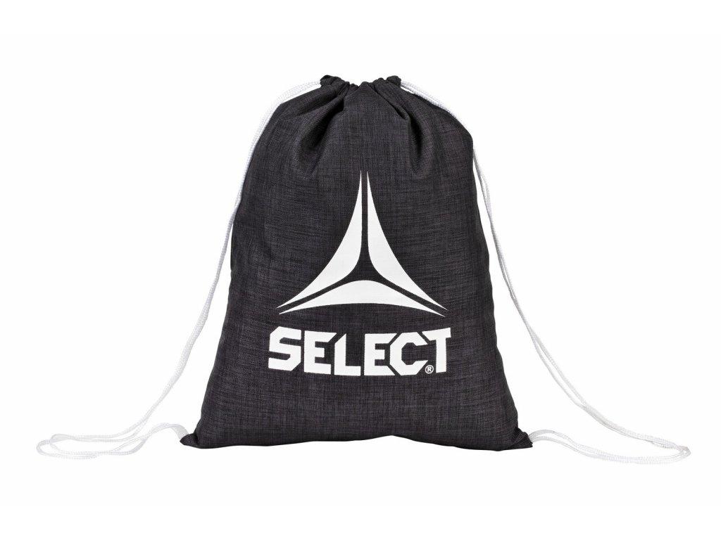 Select Gym Bag Lazio černá (Velikost ONE SIZE)