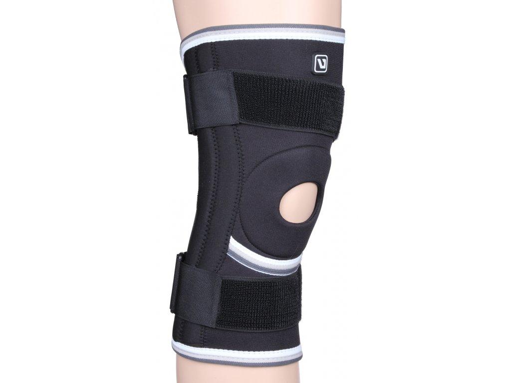bandáž koleno LS5762 neoprénová, nastavitelná