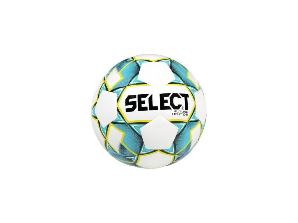 Select Fotbalový míč FB Future Light DB bílo zelená 4 (Velikost 4)