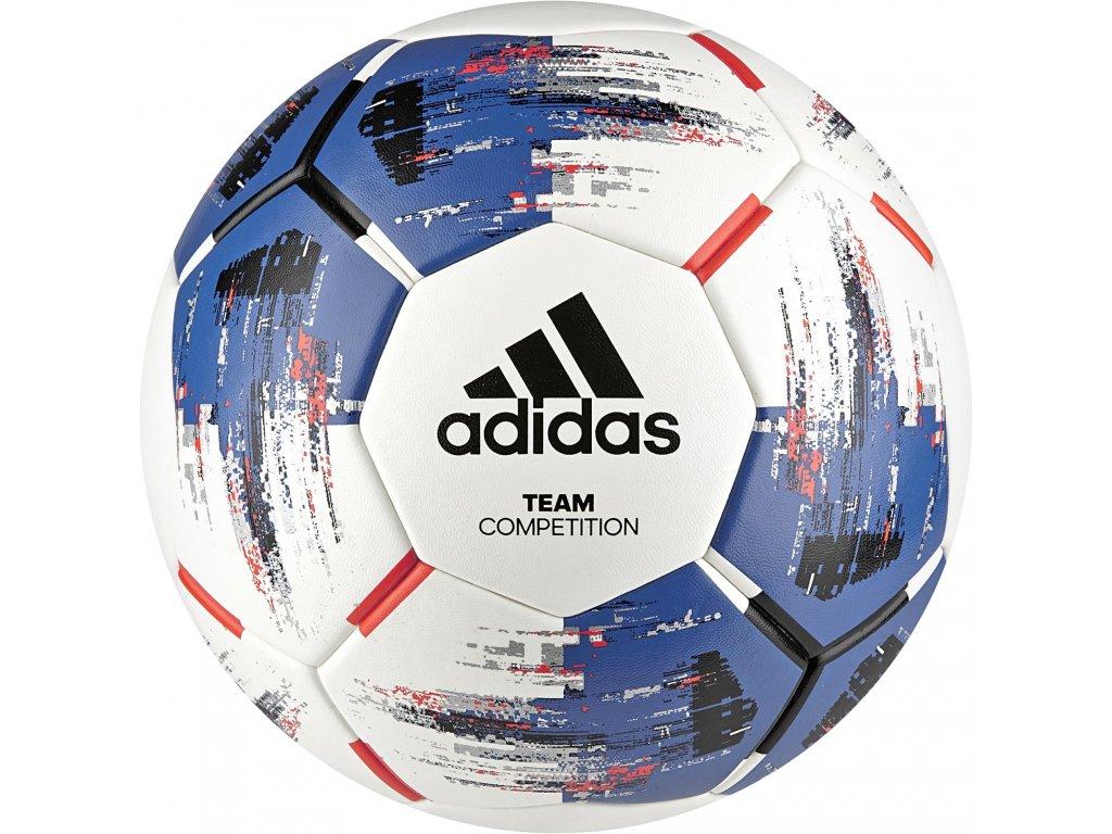 Míč Adidas Team Competition - Akční set 3 Ks