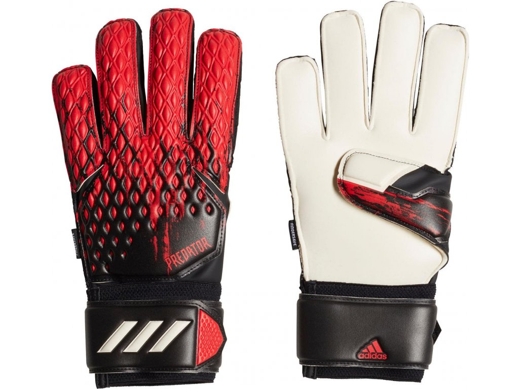 Brankářské rukavice adidas Predator 20 Match Fingersave