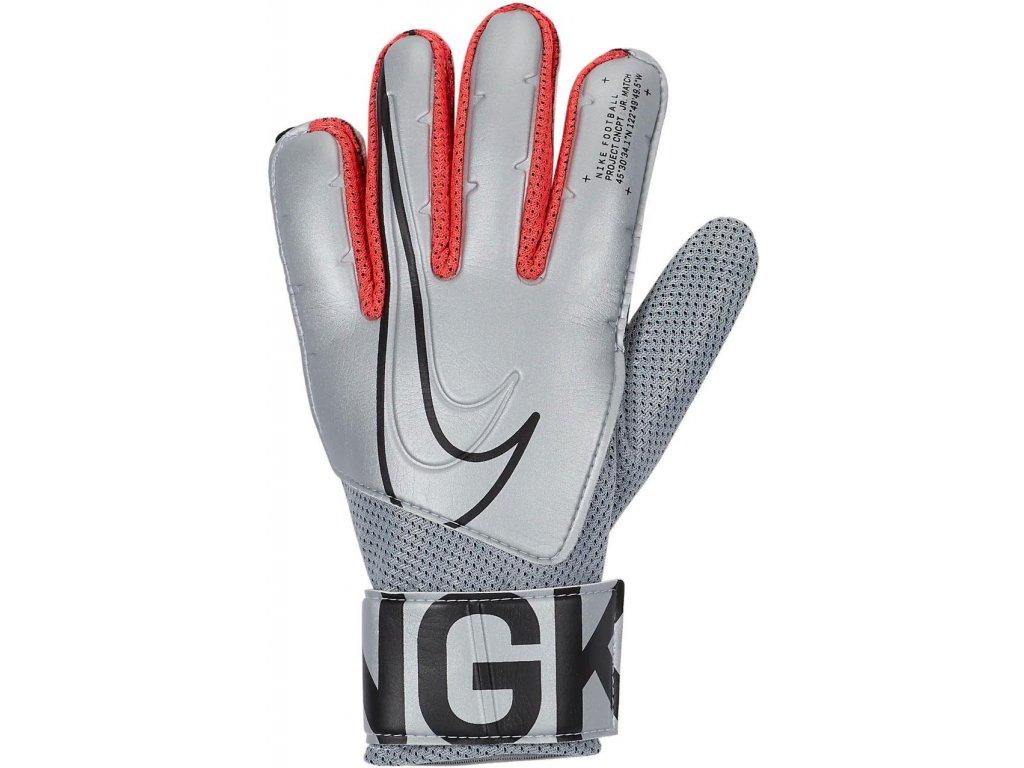 Dětské brankářské rukavice Nike Match