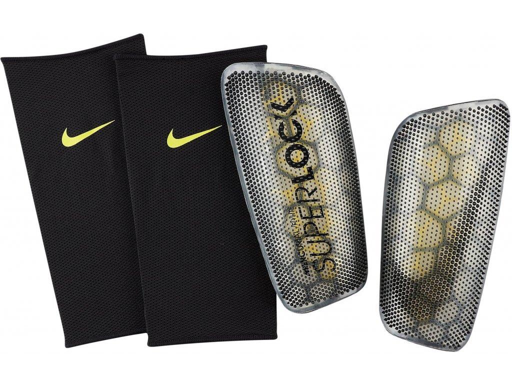 Chrániče Nike Mercurial Flylite Superlock