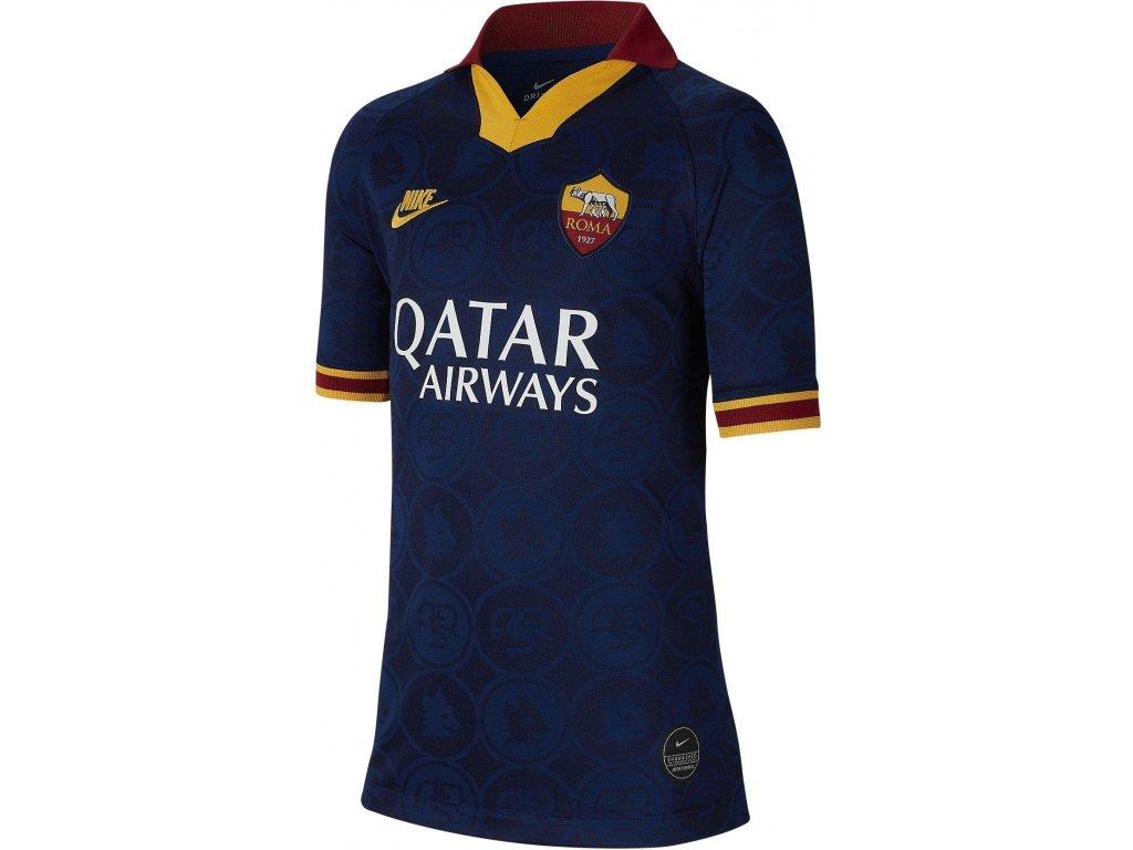 Dětský dres Nike AS Roma 2019/20 venkovní