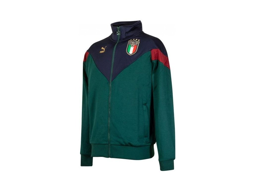 Bunda Puma Italy Iconic MCS Track Jacket