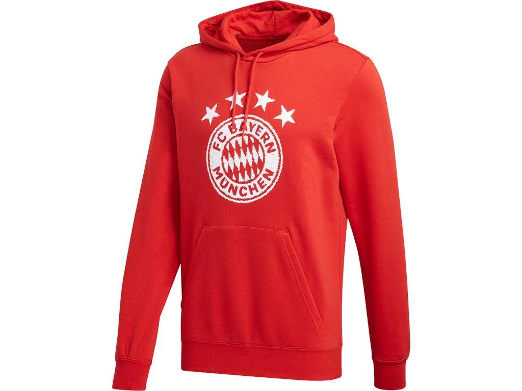Mikina adidas FC Bayern Munchen DNA Graphic Hoodie