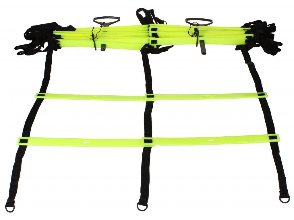 agility žebřík Dual proskakovačka 4,5 m , 9 m