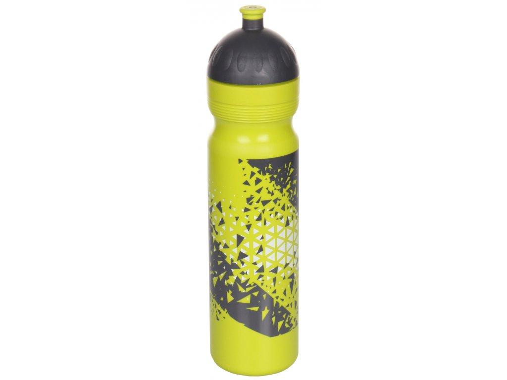 Střepiny zdravá láhev