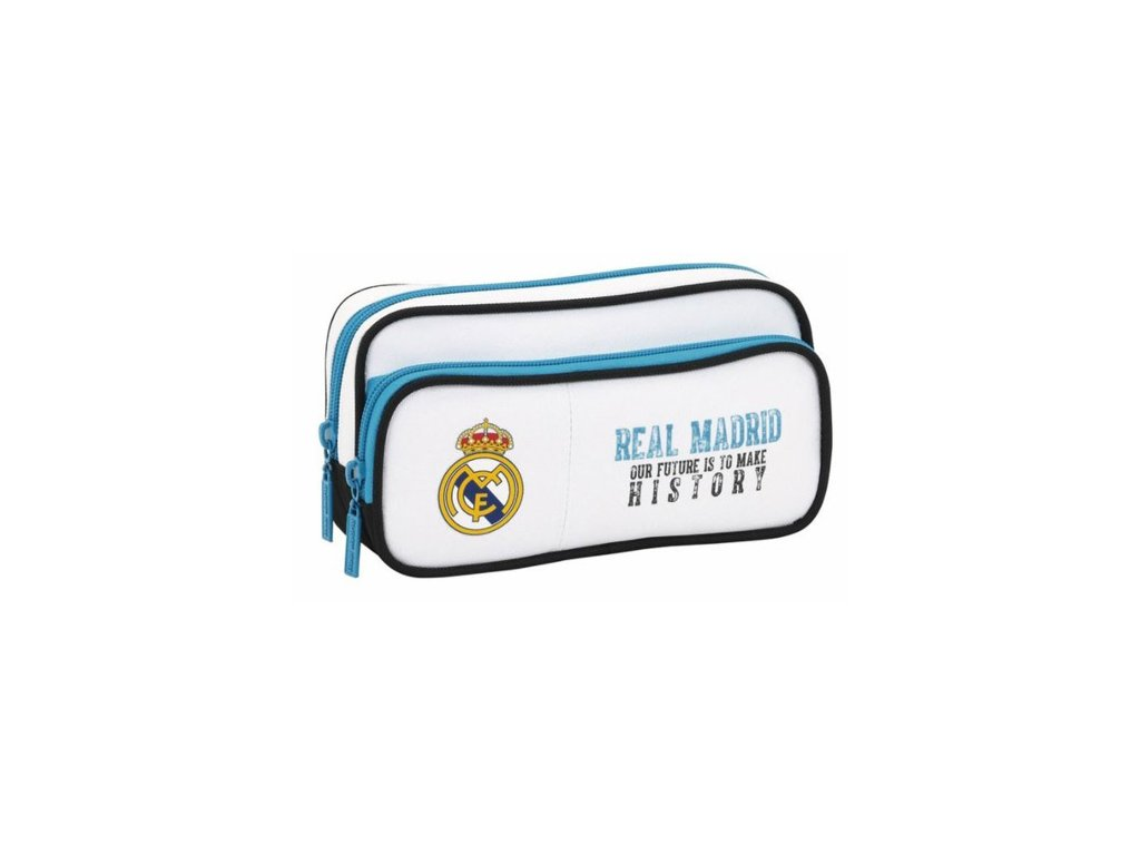 75788 penal na tuzky fc real madrid 11754 21 x 11 x 6 cm polyester