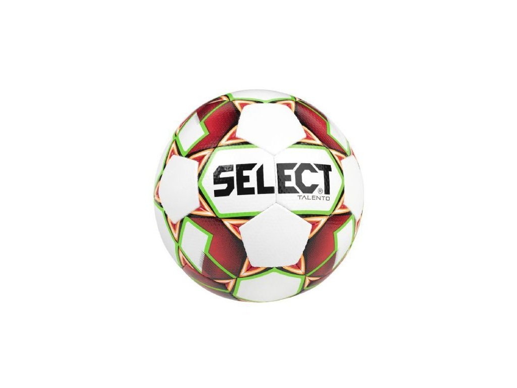 Select Fotbalový míč FB Talento bílo červená 5 (Velikost 5)