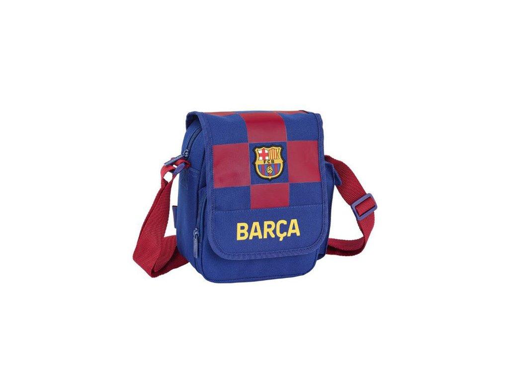 75959 mala taska na remeno fc barcelona vzor 11929 sezona 2020 objem 2 1 litru 21 x 17 x 6 cm