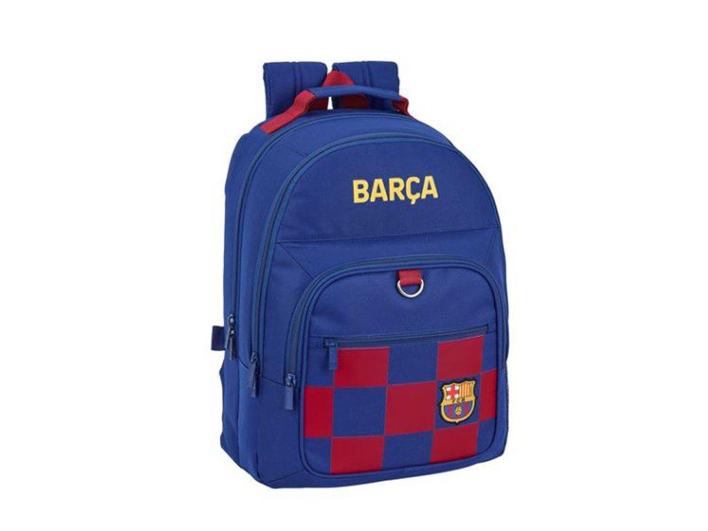 76130 skolni batoh fc barcelona vzor 11929 sezona 2020 21 5 litru 32 x 42 x 16 cm modry polyester