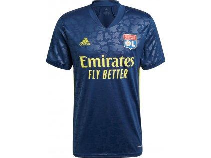 Dres adidas Olympique Lyon 2020/21 venkovní